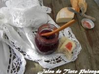 mermelada vino tinto y uvas 4